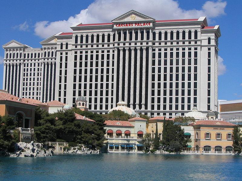 Kasinon i Las Vegas